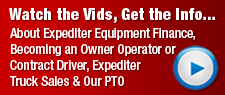 Sign up for Expediter Services E-news