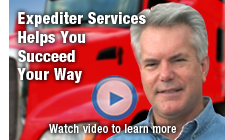 Expediter Services Welcome Video