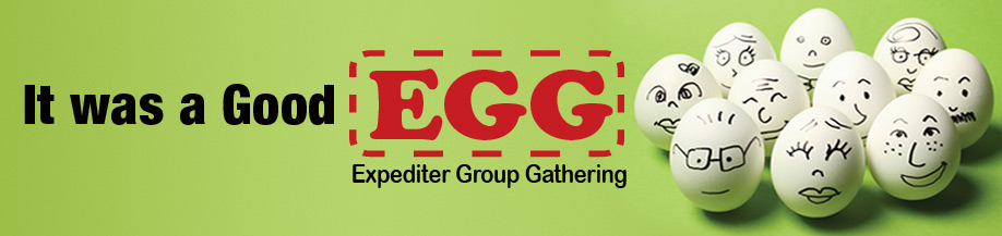 EGG-Expediters Group Gathering