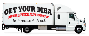 mba to finance a truck